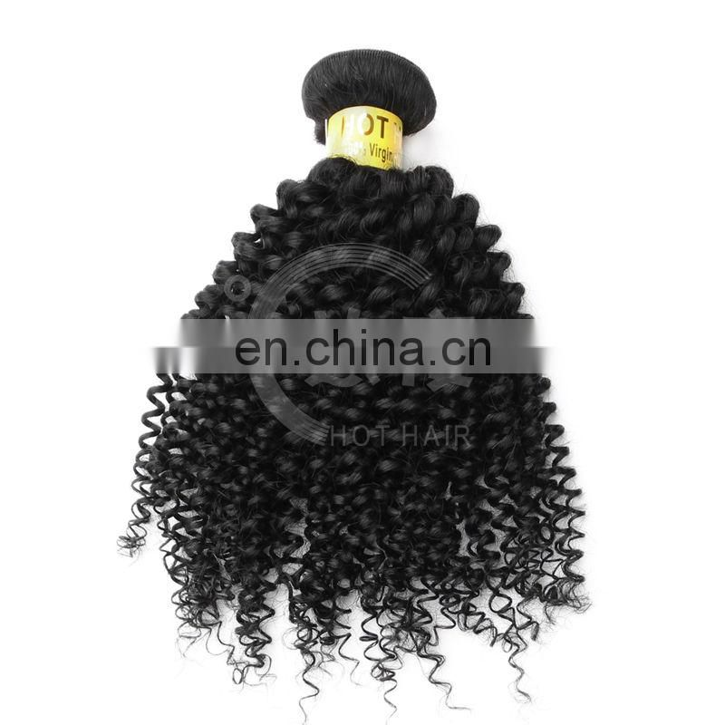 High quality 100% Indian Kinky Curl,hair extensions human, unprocessed raw curly indian hair likes the styles pictures