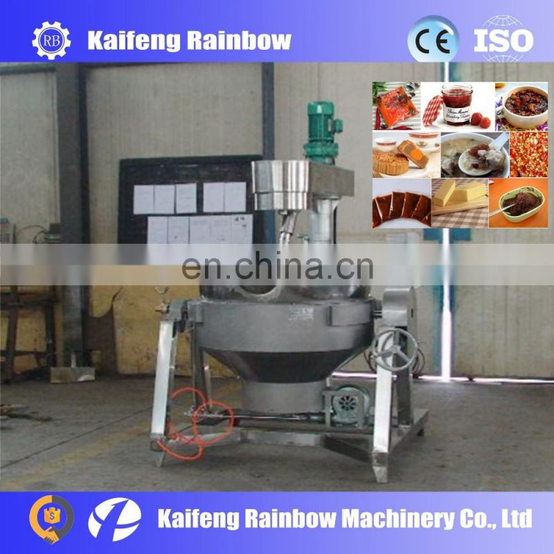 Good quality stainless steel electrical Jacketed kettle