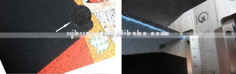 Wholesale eco-friendly rubber blank door mat