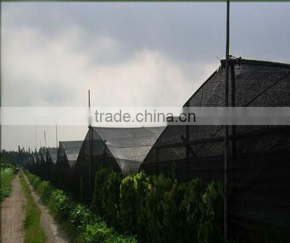 with UV resistance greenhouse shade netting