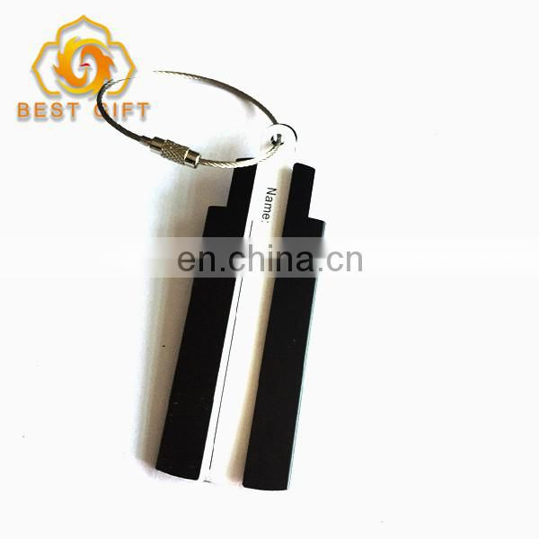 High-end Special Shape Travel Luggage Tag