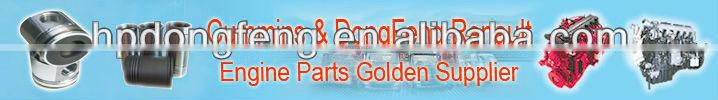 Dongfeng truck parts 6CT cylinder block 3939313