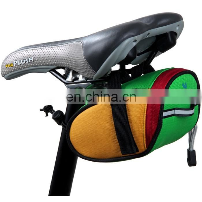 Bicycle Seat Bike, Bike Seat Bag 600D Polyester Bike Bag, Outdoor Sport Travel Cycling Bike Bicycle Saddle Bag/bike seat bag
