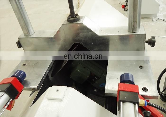 V Cutting Saw / PVC Profile Window and Door Fabrication Machine