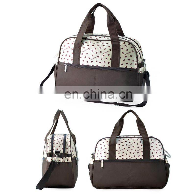 Large Capacity Multi-functional Mother Handbag Baby Diaper Stroller Bag