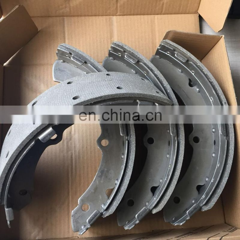 Rear brake shoes for COASTER 04495-36180