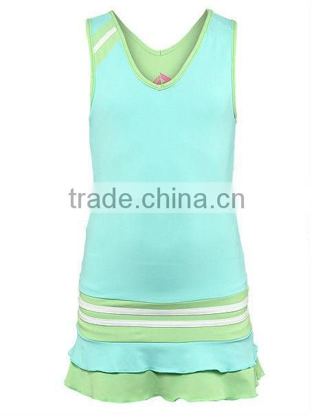 Hight Quality Women Tennis Dresses Wear Jersey