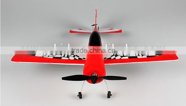 Newest 2.4Gz remote control airplane for beginner F929