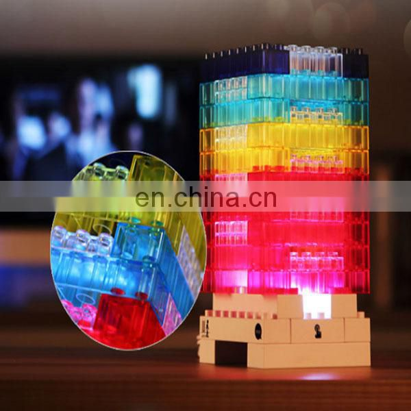 High quatity LED Lamp with Tortoise Shape speaker