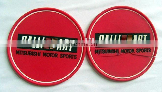 New Arrival Logo Embossed Silicone Label, Rubber Patch, Soft pvc Badge