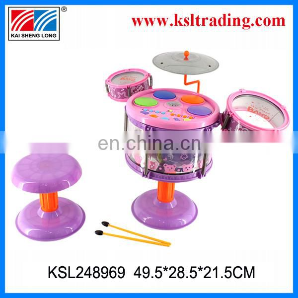 educational toys,musical instrument drum set,drum