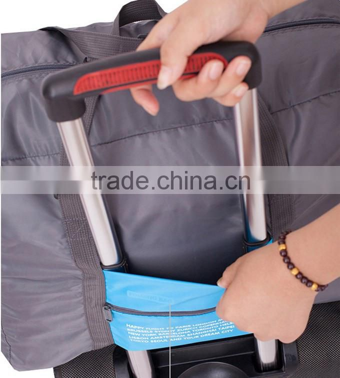 Foldable Outdoor Travel Duffle Luggage Bag Easy Travel Bag