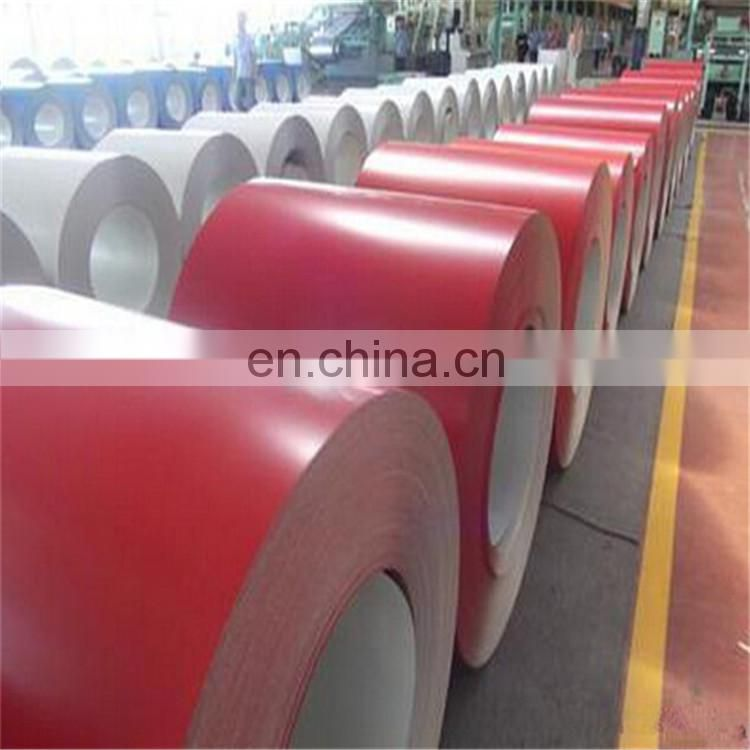 Hot Rolled Galvanized Steel Sheet pre painted ppgi from China