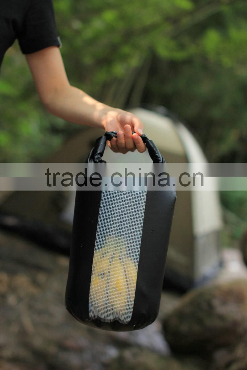 Sport rafting camping floating boating hiking PVC dry waterproof travel bag