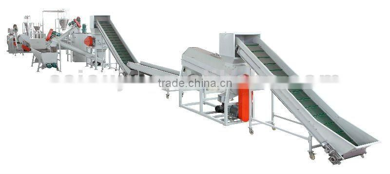 Recycling Waste Plastic Machinery Equipment
