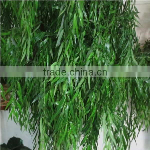 Outdoor Decoration best price artificial tree Artificial Willow Tree