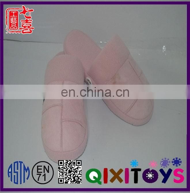 Good quality soft new design ladies belly shoes