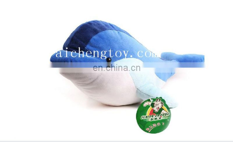 fashion soft plush sea animal toys ,plush dolphin toys
