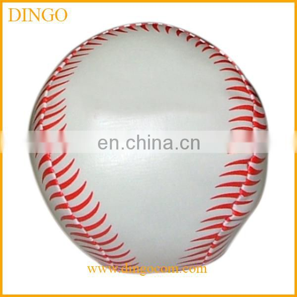 Professional promotional baseball antistress ball