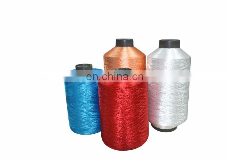 150D/2 polyester embroidery thread for lace used