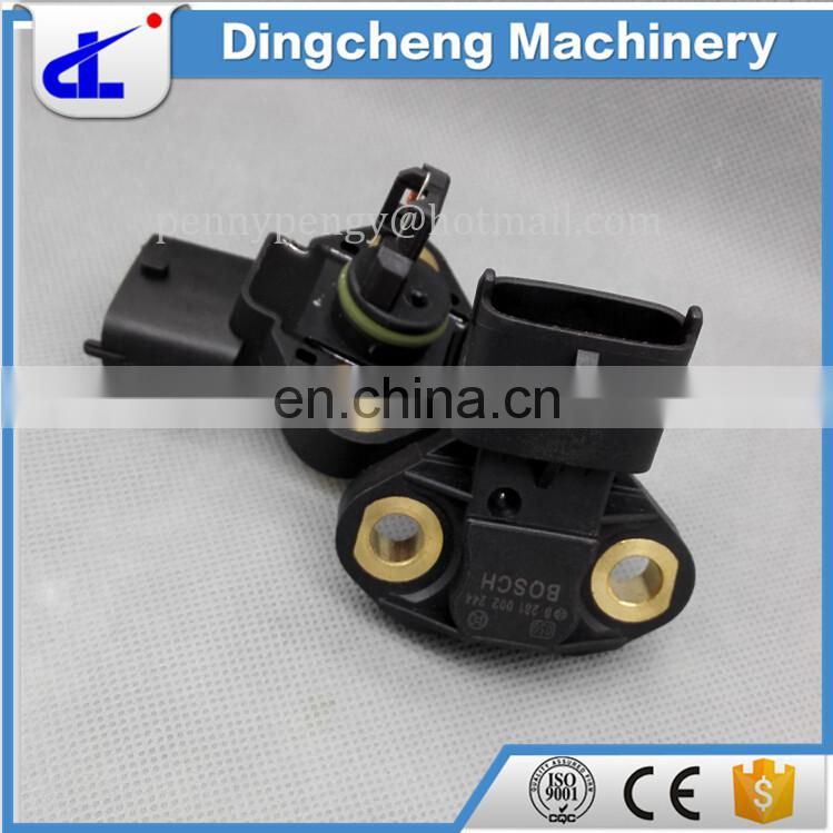 China Heavy Duty Truck Air Pressure Sensor 0281002244