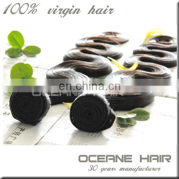 Goodfeed back best selling new coming factory price feeling comfortable wholesale supply body wave brazilian hair