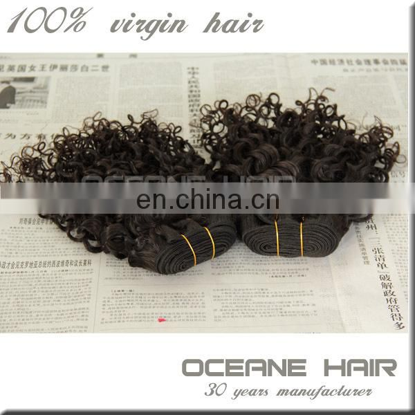 Aliexpress hair high quality natural 10A grade unprocessed brazilian hair weave