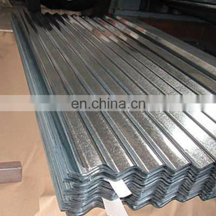 GI Galvanized Corrugated Iron Sheet Zinc Metal Roofing Sheet