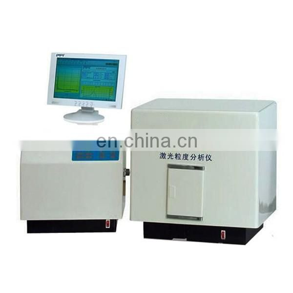 LS-pop(8) laser particle size analyzer for latex solid powder granule emulsion droplet