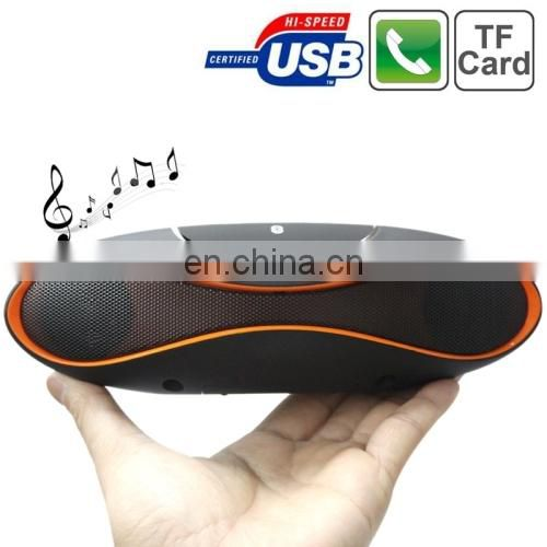 Mini Wireless Hands-free Subwoofer Speaker Portable Blue tooth Speaker for Blue tooth Mobile Phone
