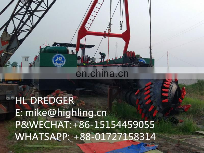 China 12 Inch Dredging Machine For Sale