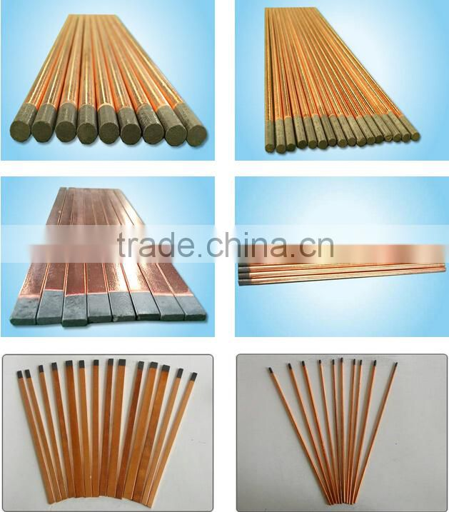 DC Copper Coated Blasting Gouging Rods