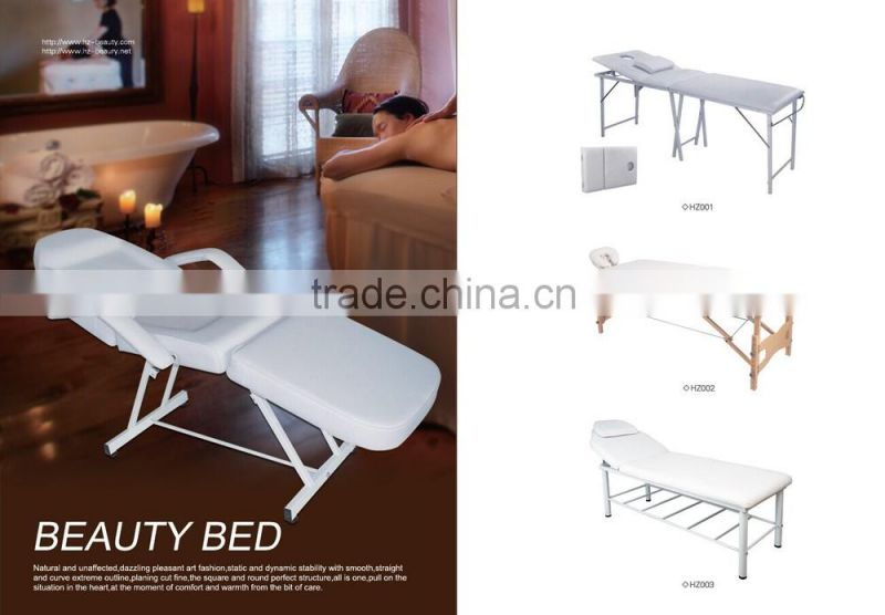 2015 New design hot sale spa and salon beauty bed