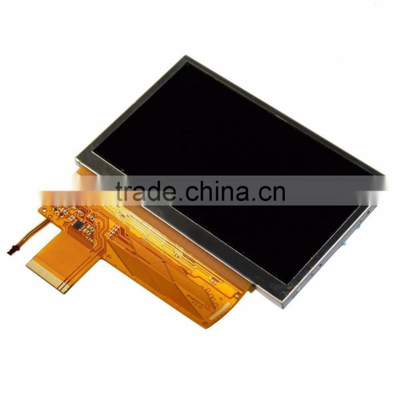 New LCD Screen Backlight Display Screen Replacement For PSP 1000 1001 Fat display screen