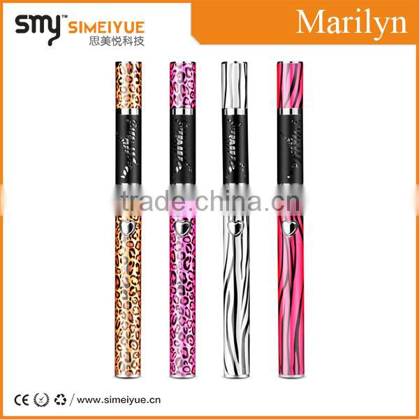 good nice lady series pink camouflage e cigarette/