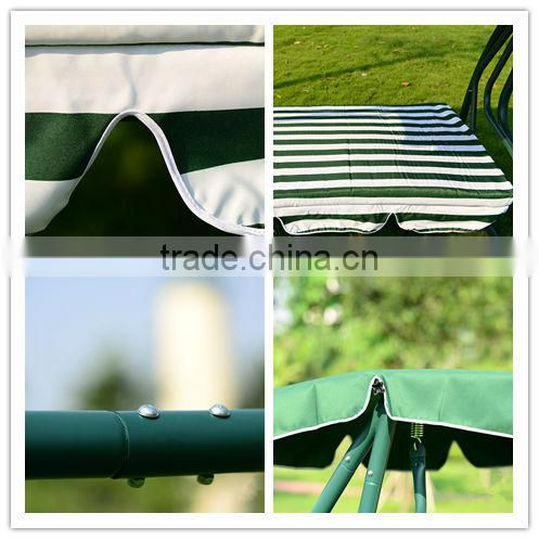 High quality patio canopy swing hanging chair for gardens