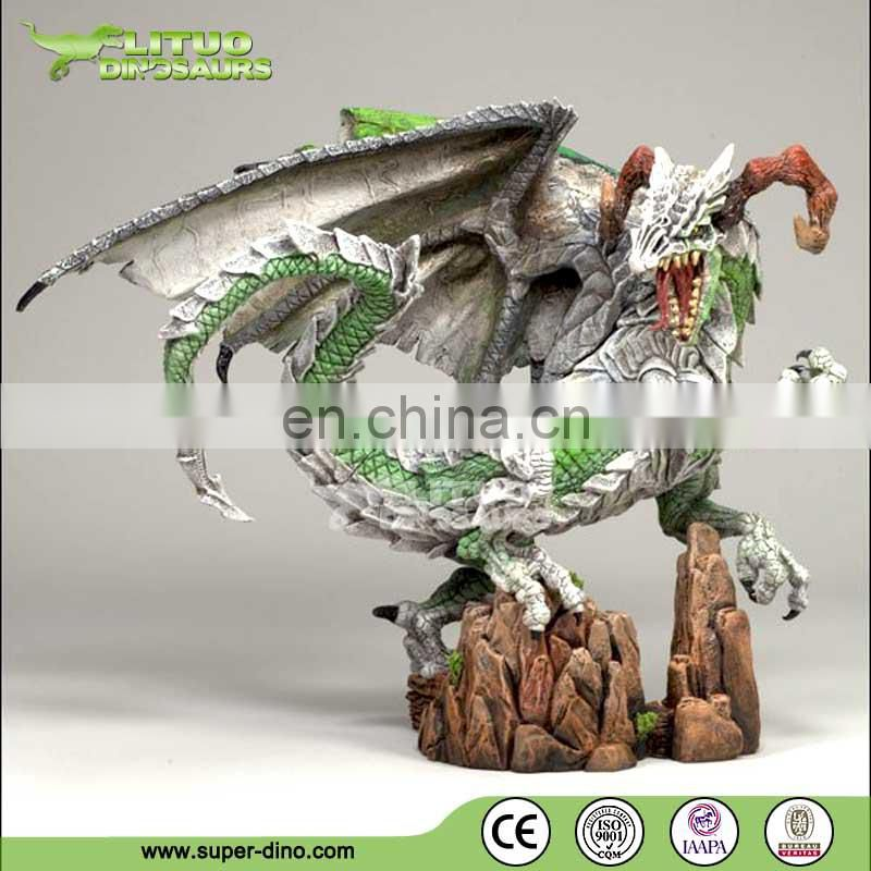 Large Magic Dragon Statue for Garden