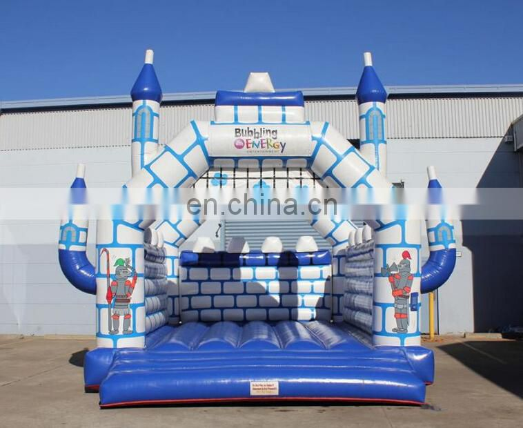 inflatable bouncer house football / inflatable bounce house football dome / football bouncer for sale