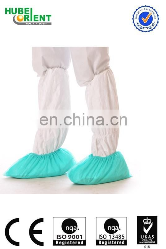 Disposable protective PP non woven shoe cover