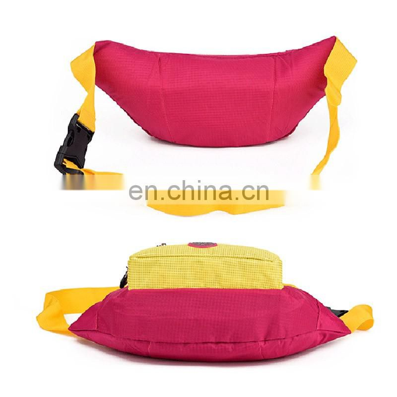 factory direct guangzhou waist bag military fanny pack chest for gift