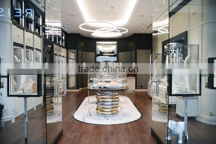 Exhibition Stand Jewelry : Elegant watch jewelry display stand jewelry showcase for jewellery
