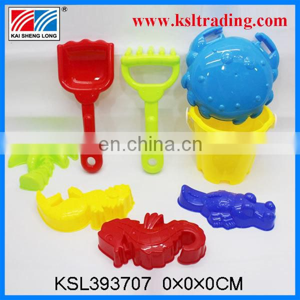 New !!! 2015 mini sand castle molds toy for kids to play
