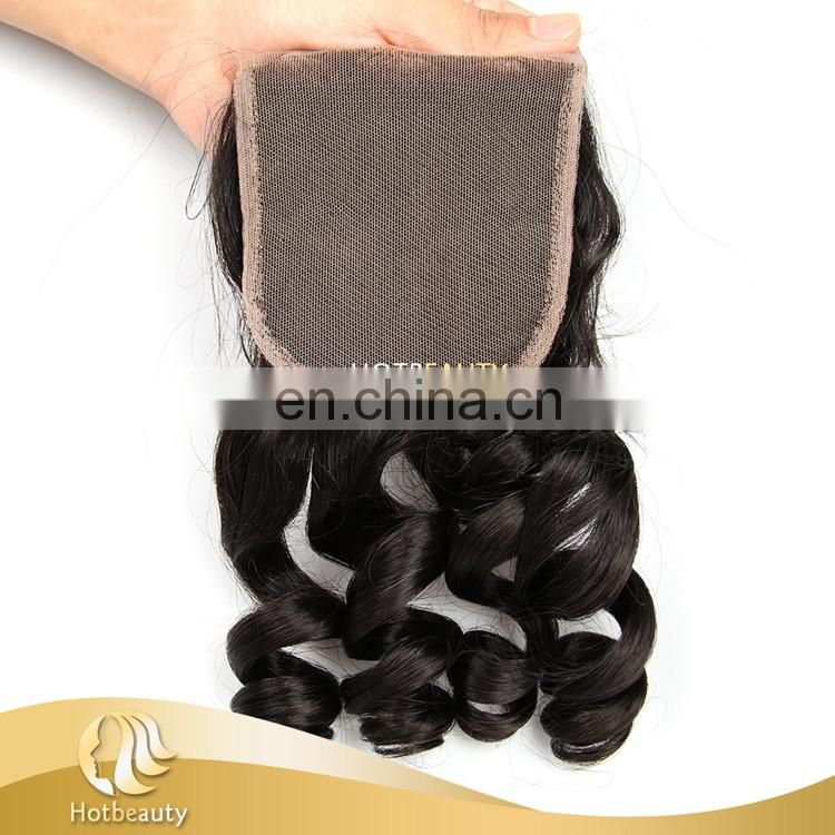 New Arrival Swiss Lace Front Closure 8''-24'' Inch Hot Selling Body Wave