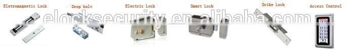 Fail safe drop bolt lock,electric bolt door lock 12V with