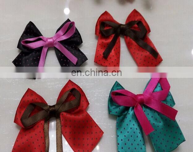 factory price new arrival bow ties size ribbon