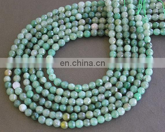 Blue chalcedony 10 mm round beads/2015 Wholesale gemstone round beads/Natural gemstone beads/Round beads/Indian gemstone factory