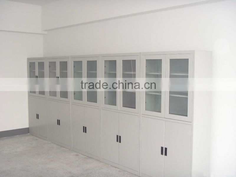 School lab cold rolled steel chemical reagent cabinet for sale