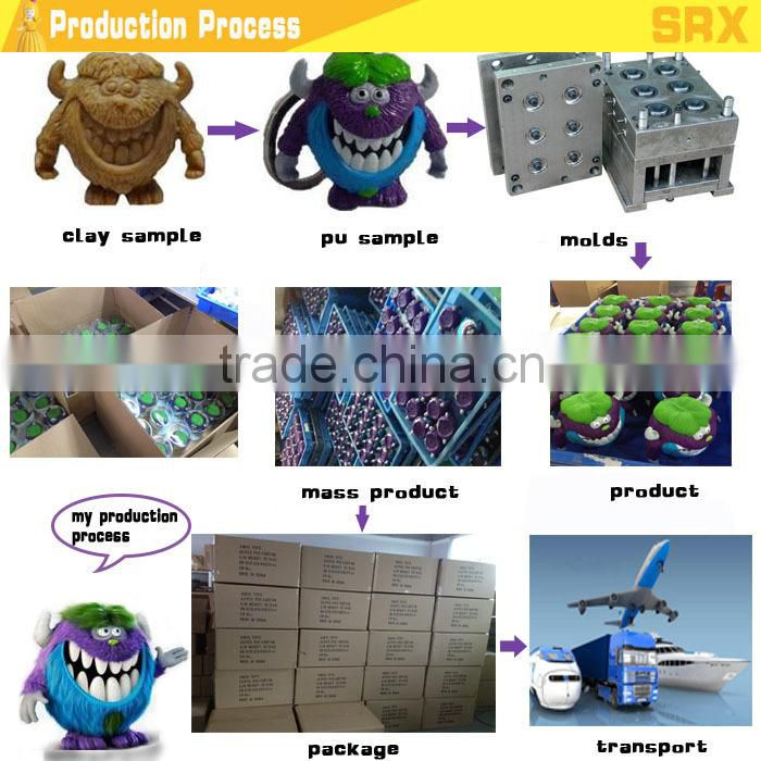 custom make 3D Joker Bendable Toy,custom Bendable Toy,custom Bendable Toy Manufacturer