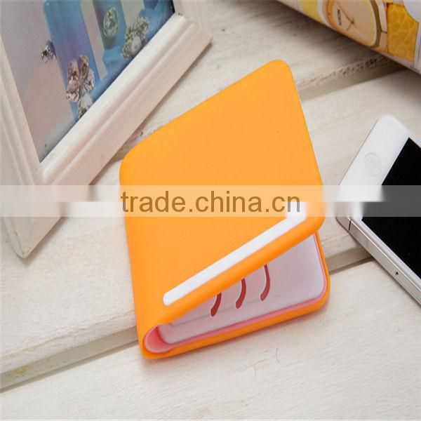 2014 New fashional Lady's Silicon Wallets