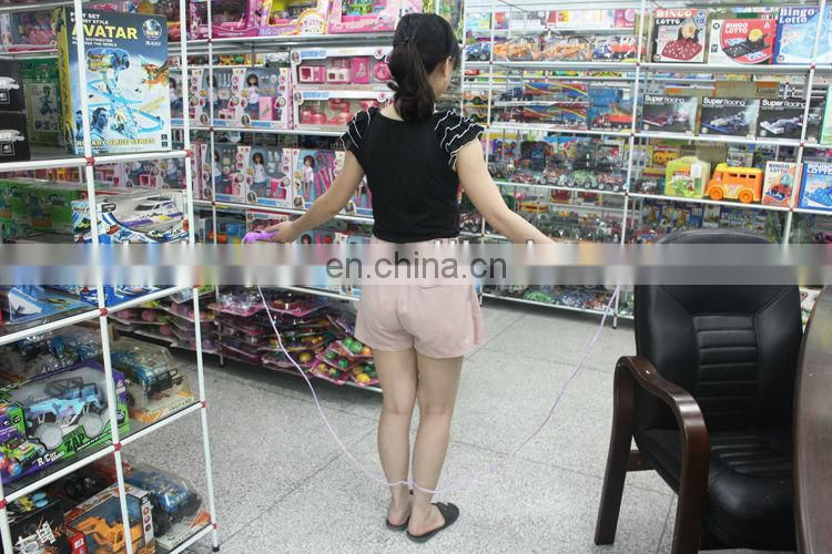 plastic fashion jumping rope